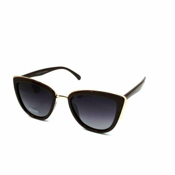 AbOriginal napszemüveg A-Z17227P (lakk, fekete)